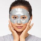 1 шаг нанесения маски Космическое сияние