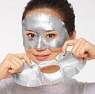 2 шаг нанесения маски Космическое сияние