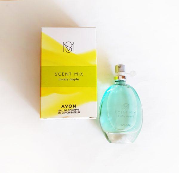 Avon Lovely Apple Scent Mix
