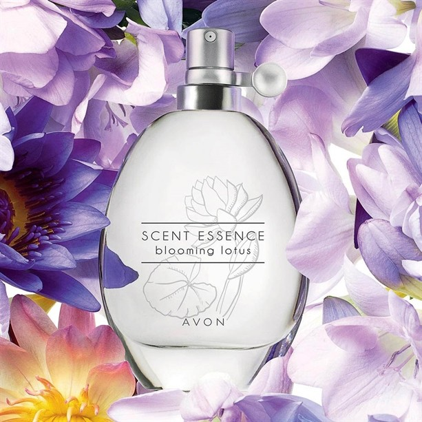 Scent Essence Blooming Lotus эйвон